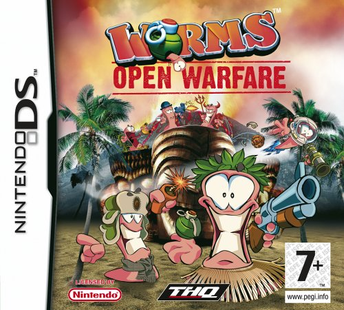 Worms: Open Warfare (Nintendo DS) from THQ