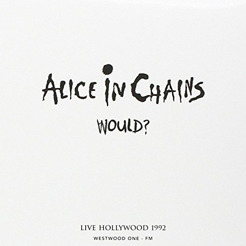 Would?  Live Hollywood 1992