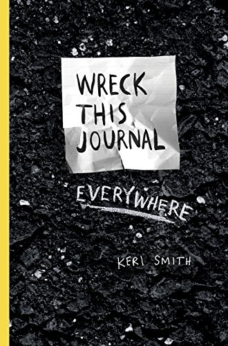 Wreck This Journal Everywhere from Penguin