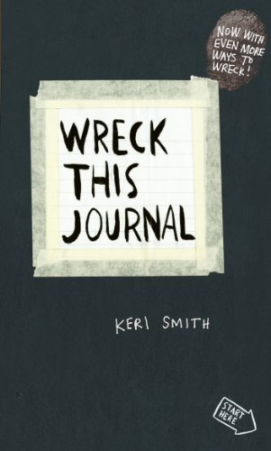 Wreck This Journal: To Create is to Destroy, Now With Even More Ways to Wreck! from Penguin Books UK