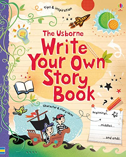 Write Your Own Storybook from Harper Collins