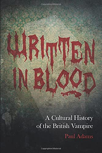 Written in Blood from The History Press