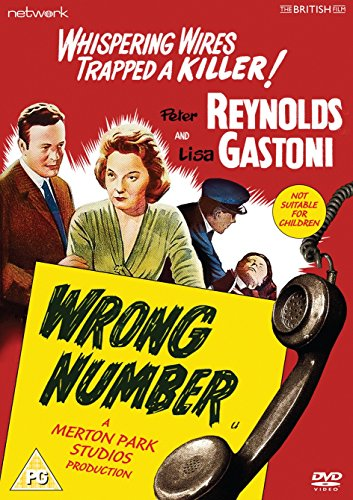 Wrong Number [DVD] from Network