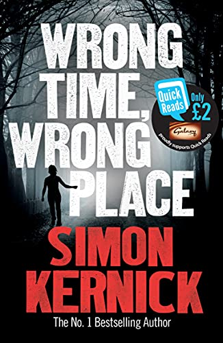 Wrong Time, Wrong Place (Quick Reads 2013) from Arrow