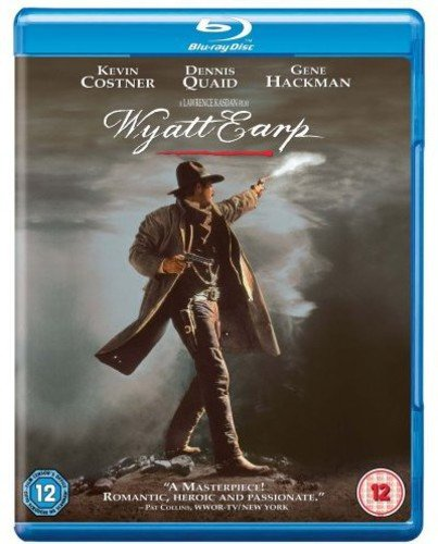 Wyatt Earp [Blu-ray] [1994] [Region Free] from Warner Home Video