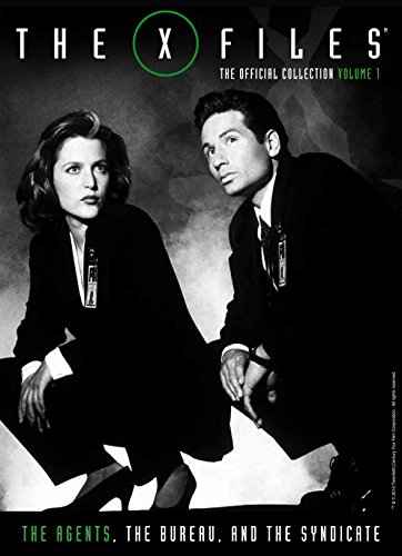 X-Files Vol.1 (X-Files: the Official Collection) from Titan Comics