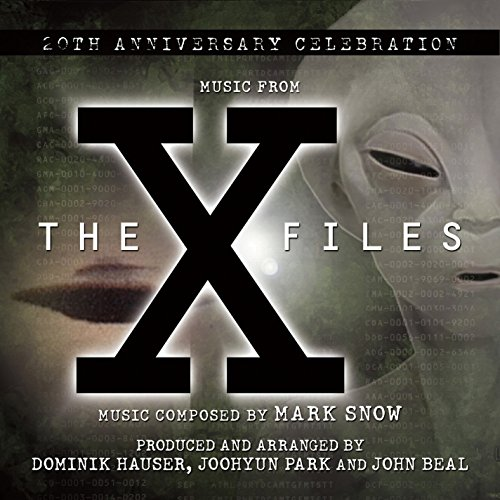 X-Files: A 20th Anniversary Celebration from Planetworks