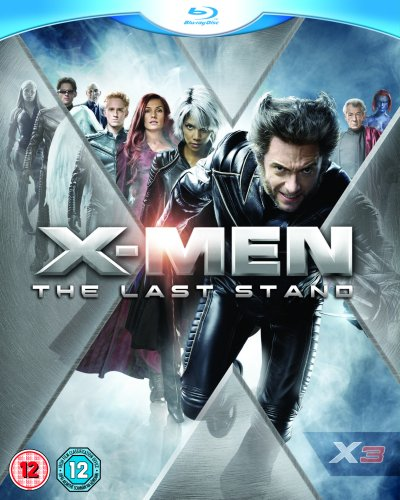 X-Men 3: The Last Stand [Blu-ray] from 20th Century Fox Home Entertainment