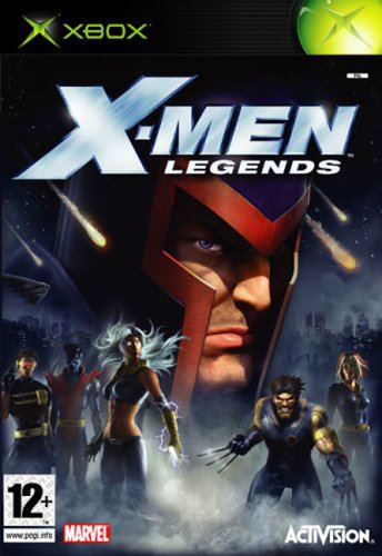 X-Men Legends (Xbox) from ACTIVISION