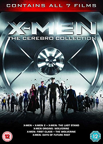 X-Men - The Cerebro Collection [DVD] [2014] from 20th Century Fox Home Entertainment