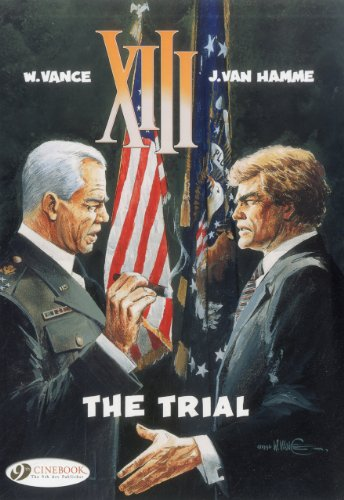 XIII Vol.12: The Trial (XIII (Cinebook)) from Cinebook Ltd