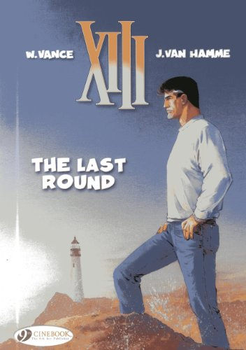 XIII Vol.18: The Last Round from Cinebook Ltd