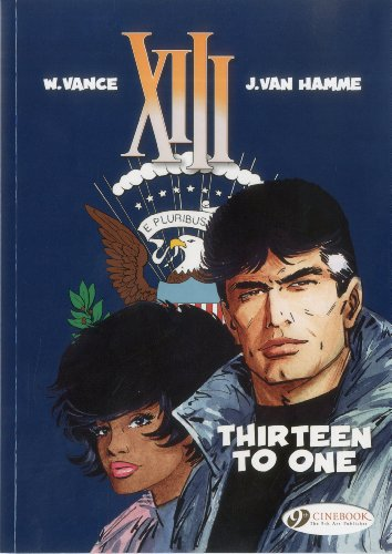XIII Vol.8: Thirteen to One from Cinebook Ltd