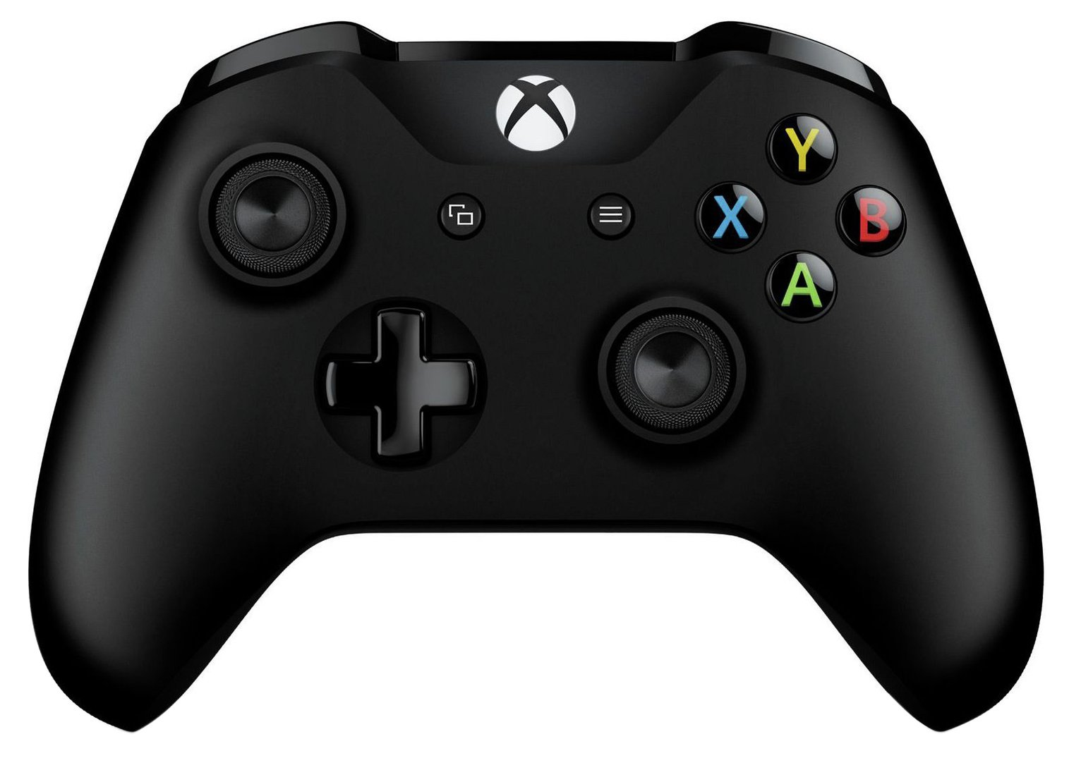 Xbox - One Wireless Bluetooth Controller - Black from Xbox
