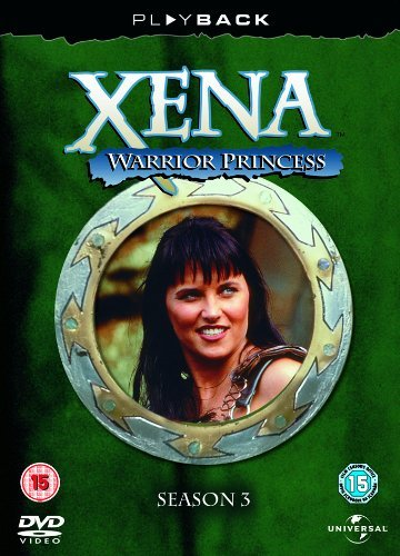 Xena - Warrior Princess - Complete Series 3 [DVD] from Universal/Playback