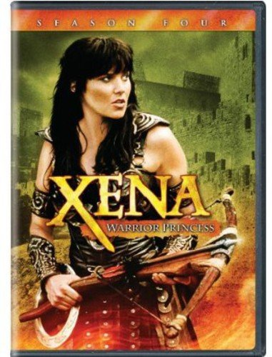 Xena: Warrior Princess - Season Four [DVD] [Region 1] [US Import] [NTSC] from Universal Studios