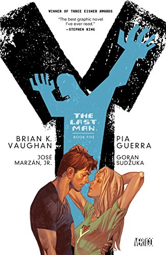 Y The Last Man TP Book Five from Vertigo