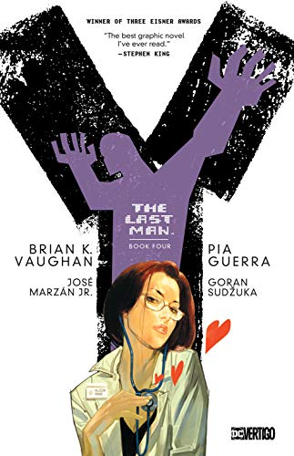 Y The Last Man TP Book Four from Vertigo