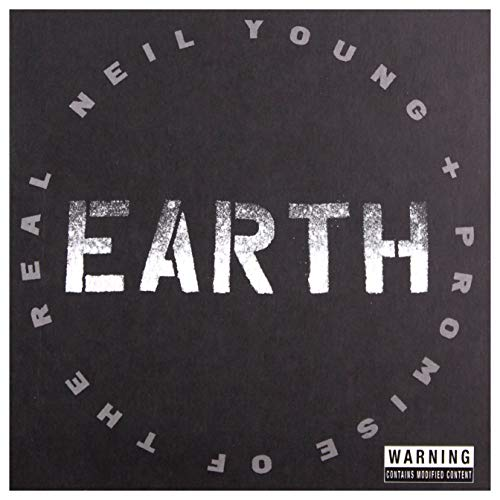Young, Neil & Promise of the Real - Earth : 2cd Set from unknown