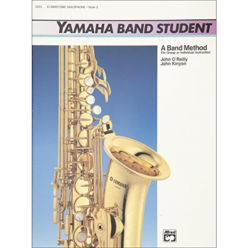 Yamaha Band Student, Book 3 from Alfred Music
