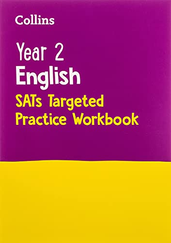 Year 2 English Targeted Practice Workbook: 2019 tests (Collins KS1 Practice) from Collins