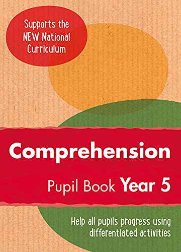 Year 5 Comprehension Pupil Book: English KS2 (Ready, Steady, Practise!) from HarperCollins UK