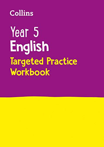 Year 5 English Targeted Practice Workbook (Collins KS2 Practice) from Collins