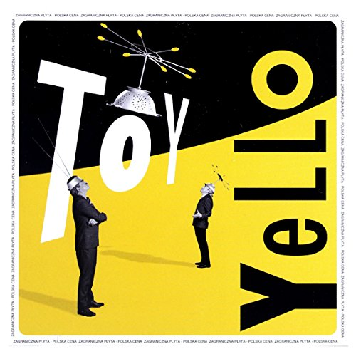 Yello: Toy [CD] from Universal Music
