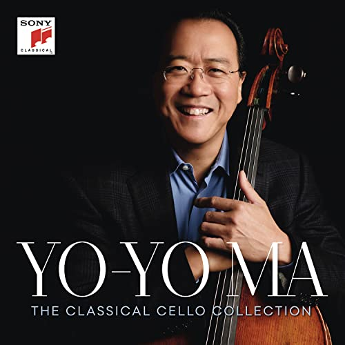 Yo-Yo Ma - The Classical Cello Collection from SONY CLASSICAL