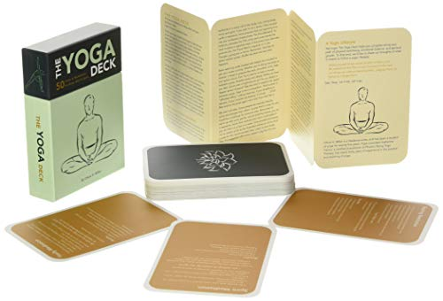 Yoga Deck: 50 Poses and Meditations (Treat Yourself Right) from Chronicle Books