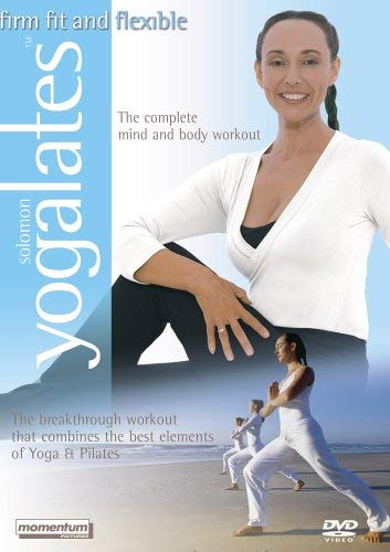 Yogalates: Firm, Fit and Flexible [DVD] [2005] from Momentum Pictures