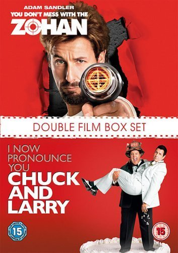 You Don't Mess With The Zohan/I Now Pronounce You Chuck And Larry [DVD] from UCA