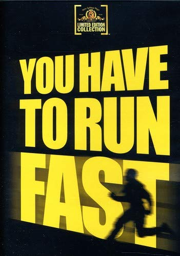 You Have to Run Fast [DVD] [1961] [Region 1] [US Import] [NTSC] from MGM