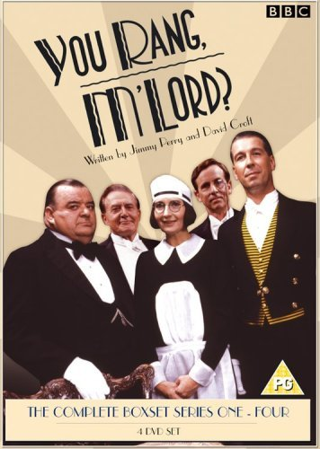 You Rang, M'Lord? - The Complete Boxset Series One - Four [DVD] [1998] from 2 Entertain Video