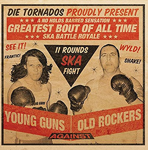 Young Guns Against Old Rockers [VINYL] from Code 7 - Sunny Bastards