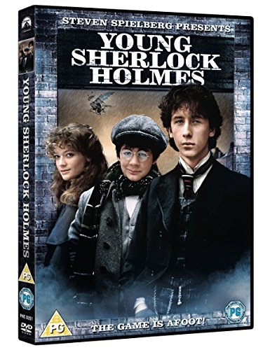 Young Sherlock Holmes [DVD] [1986] from Paramount Home Entertainment