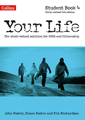 Your Life – Student Book 4 from Collins