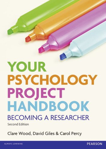 Your Psychology Project Handbook (2nd Edition): Becoming a Researcher from Pearson
