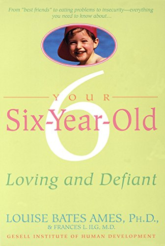 Your Six Year Old from Bantam Doubleday Dell Publishing Group