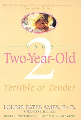 Your Two Year Old from Bantam Doubleday Dell Publishing Group