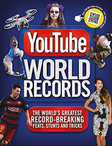 Youtube World Records from Carlton Books Ltd