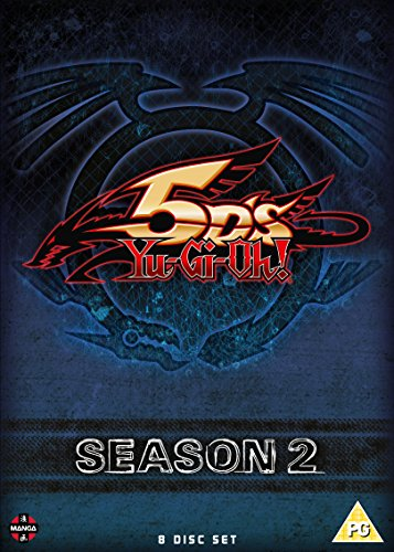 Yu-Gi-Oh! 5Ds Season 2 (Episodes 65-97) [DVD] [NTSC] from Manga Entertainment