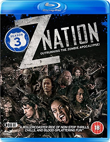 Z Nation - Season 3 [Blu-ray] from Spirit Entertainment Limited