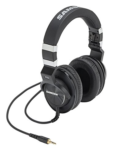 Samson Z55 Closed Back Pro Studio Headphones from Samson Technologies