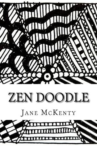 ZEN Doodle: The Art of ZEN Doodle. Drawing Guide with Step by Step Instructions. Book one.: Volume 1 (Zen Doodle Art) from Createspace
