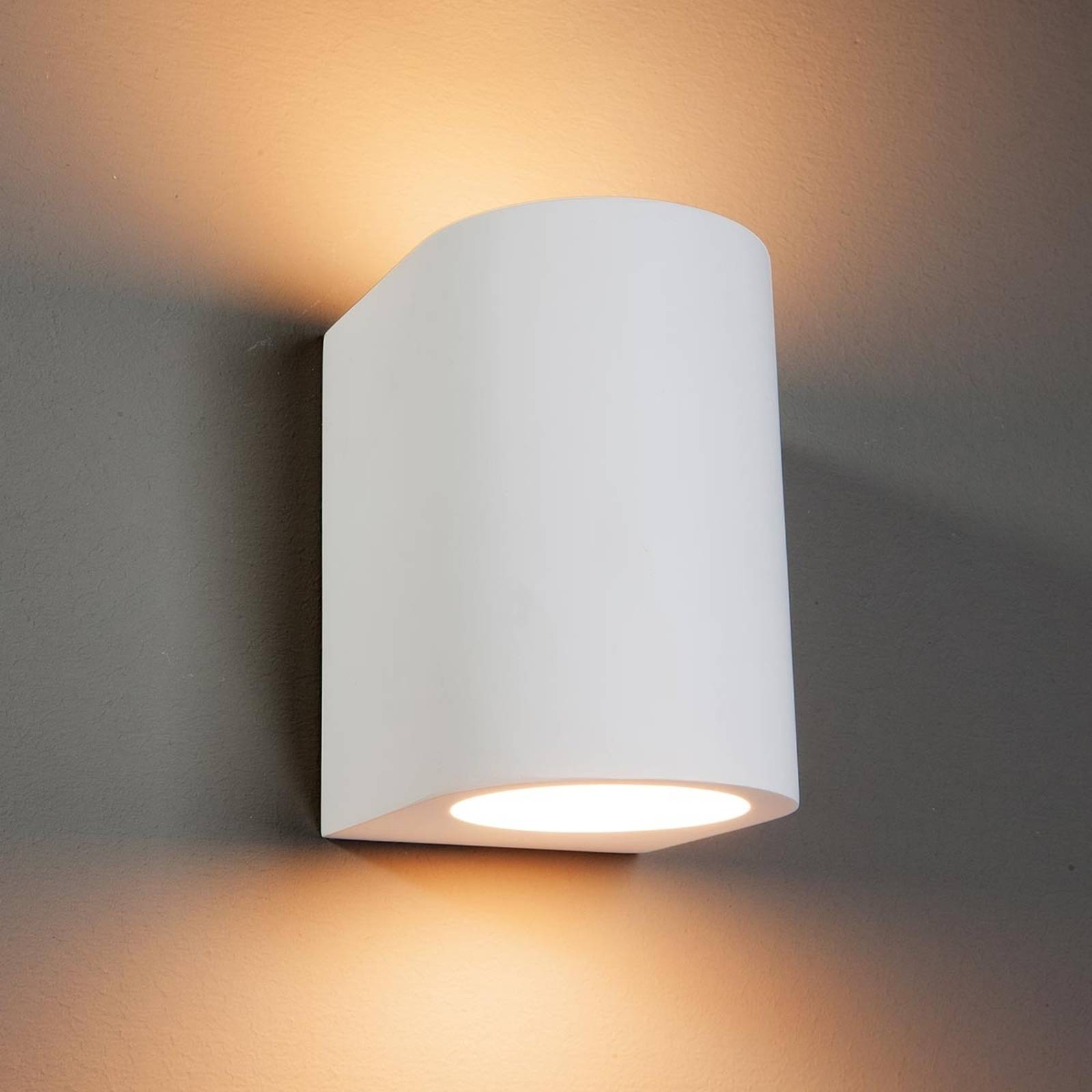 Zaio Halogen Light Paintable Plaster from Lindby