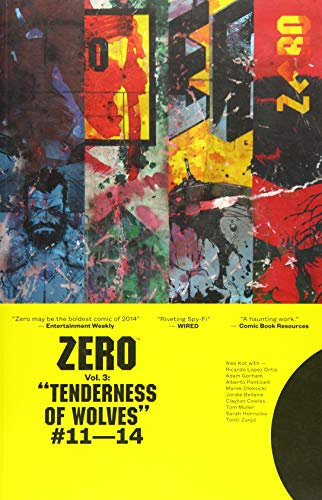 Zero Volume 3: The Tenderness of Wolves (Zero Tp) from Image Comics