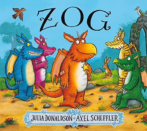Zog from Scholastic