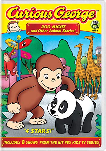 Zoo Night & Other Animal Stories [DVD] [Region 1] [US Import] [NTSC] from Universal Home Video