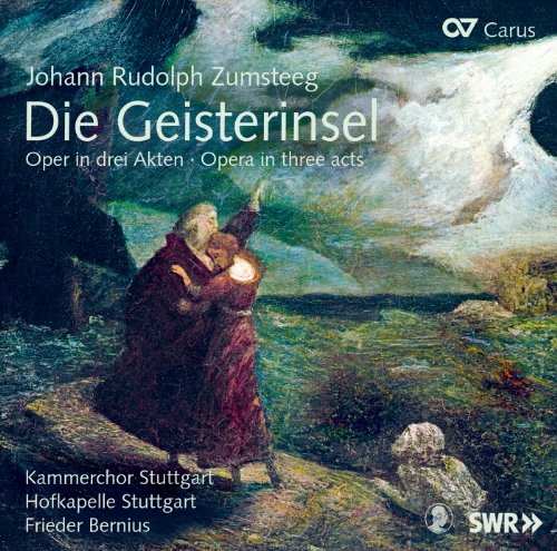 "Zumsteeg: Die Geisterinsel (Opera in 3 acts, based on ""The Tempest"" by William Shakespeare) from CARUS"